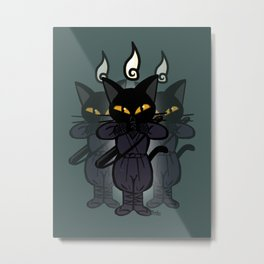 Art of division Metal Print