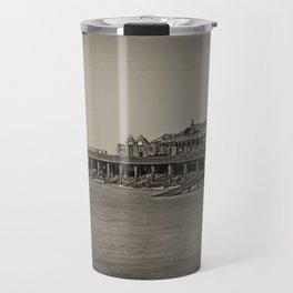 The Old Pier Travel Mug