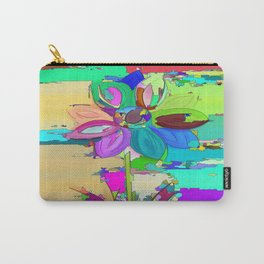 Colors of the World - Flower Carry-All Pouch