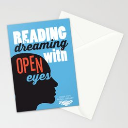 Open Eyes - Iowa City Public Library Stationery Cards
