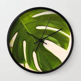 Verdure #9 Wall Clock