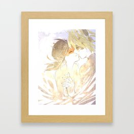 spots off, claws in [Miraculous Ladybug] Framed Art Print