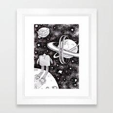 Nedroid Framed Art Print