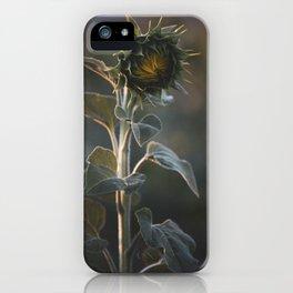 Sunflower #2 iPhone Case