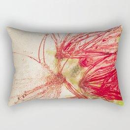 Weeping Bottlebrush Tree #53 Rectangular Pillow