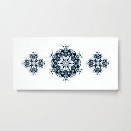 NOXY BLUE III Metal Print