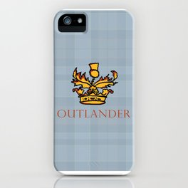 Outlander iPhone Case