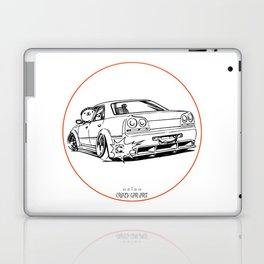Crazy Car Art 0215 Laptop & iPad Skin