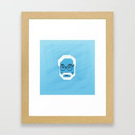 Miazaki Framed Art Print