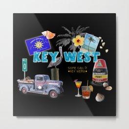 Key West Metal Print