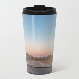 SUNSETS WITH HER / California Travel Mug