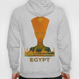 Vintage Egypt Pharaoh Travel Hoody