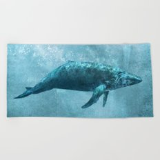Song of the Sea Beach Towel