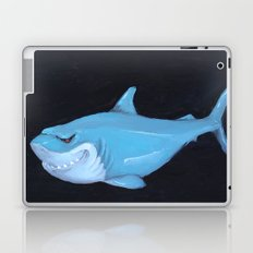 Toy Shark Laptop & iPad Skin