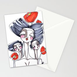 Geishe Stationery Cards