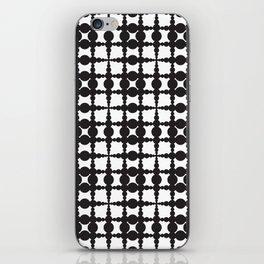 Globule pattern iPhone Skin