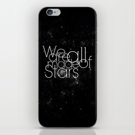We, All. iPhone & iPod Skin