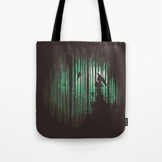 Hidden Place Tote Bag