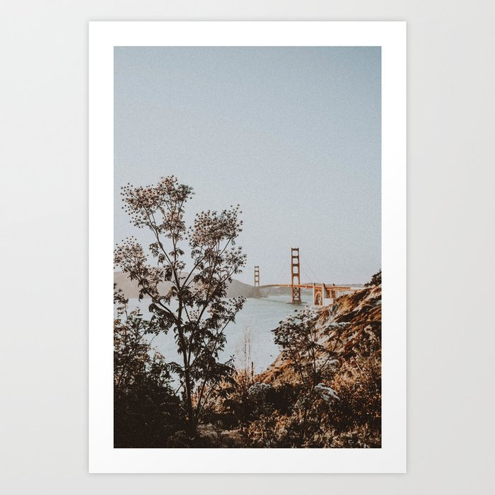 san francisco, california Kunstdrucke