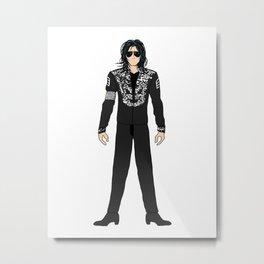 Beat IT MJ 2 Metal Print