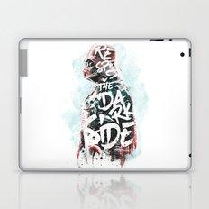 Respect the Dark Side Vader Laptop & iPad Skin