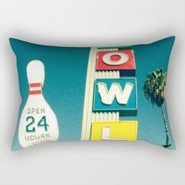 Linbrook Bowl - Anaheim, CA Rectangular Pillow