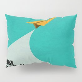 Lab No. 4 - Make No Small Plans Corporate Startup Inspirational Quotes poster Pillow Sham