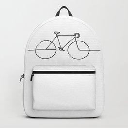 Bicycle Bike Fixie Singlespeed Shirt Racebike Backpack