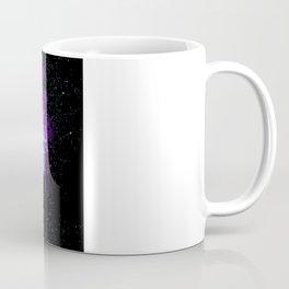 Albert Einstein Nebula Coffee Mug