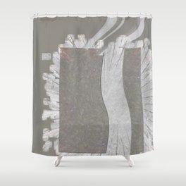 Loonybin Form Flower  ID:16165-082153-30501 Shower Curtain