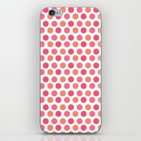 chic iPhone & iPod Skins featuring chic by VanyNany