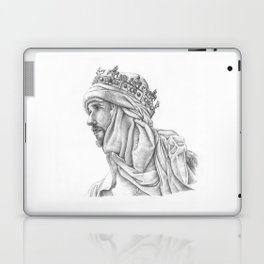 If angels fight, weak men must fall Laptop & iPad Skin
