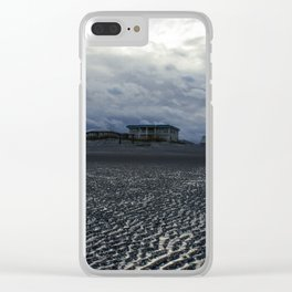 Tybee Island Clear iPhone Case