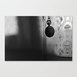 Old watch Canvas Print