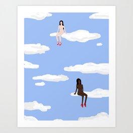 All Strippers Go To Heaven Kunstdrucke