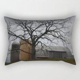 The dead tree Rectangular Pillow