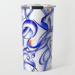 Abstract digital art - Selerion V4 Travel Mug