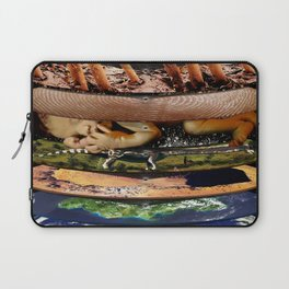 Universal Magnification (version with no text) Laptop Sleeve