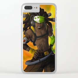 Lucio - Fanart Clear iPhone Case