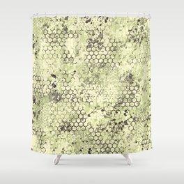 Sage Green Odyssey Shower Curtain