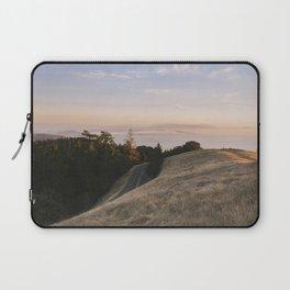 Mt. Tamalpais Sunset Laptop Sleeve