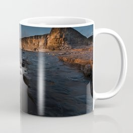 Nash Point Rock Pool Coffee Mug