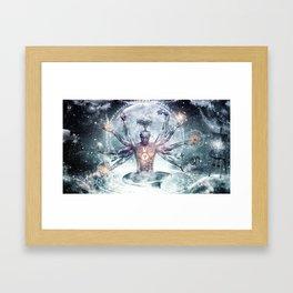 The Neverending Dreamer Framed Art Print