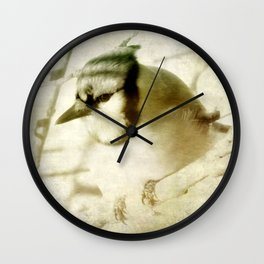 Observing Wall Clock