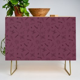 Herbs and Berries Credenza
