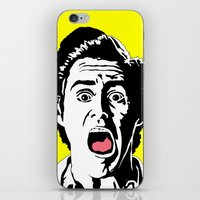 ace iPhone & iPod Skins featuring Ace by Gary Barling
