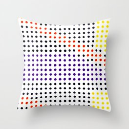 Spy Glass Throw Pillow