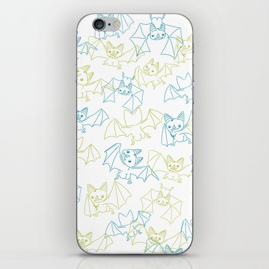 Bat Butts! iPhone & iPod Skin