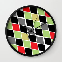 Void Space Wall Clock