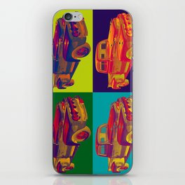 Colorful 1951 Ford F-1 Pickup Truck Pop Art  iPhone Skin
